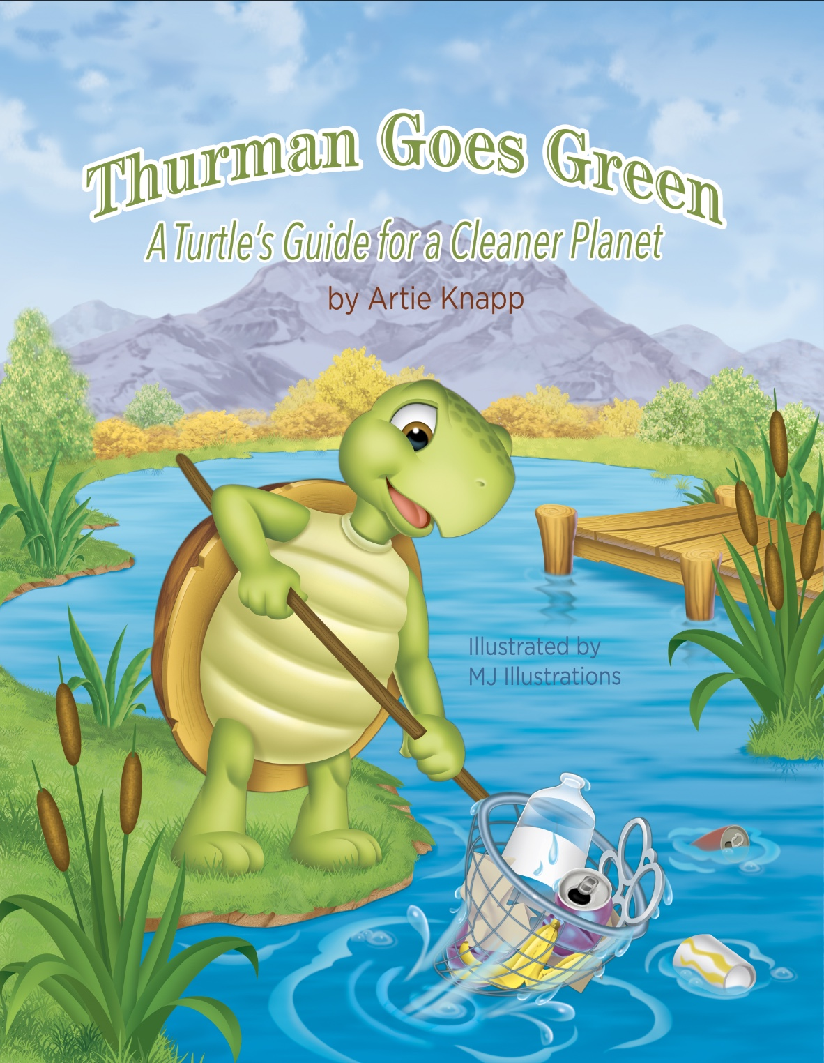 Thurmnan Front Cover