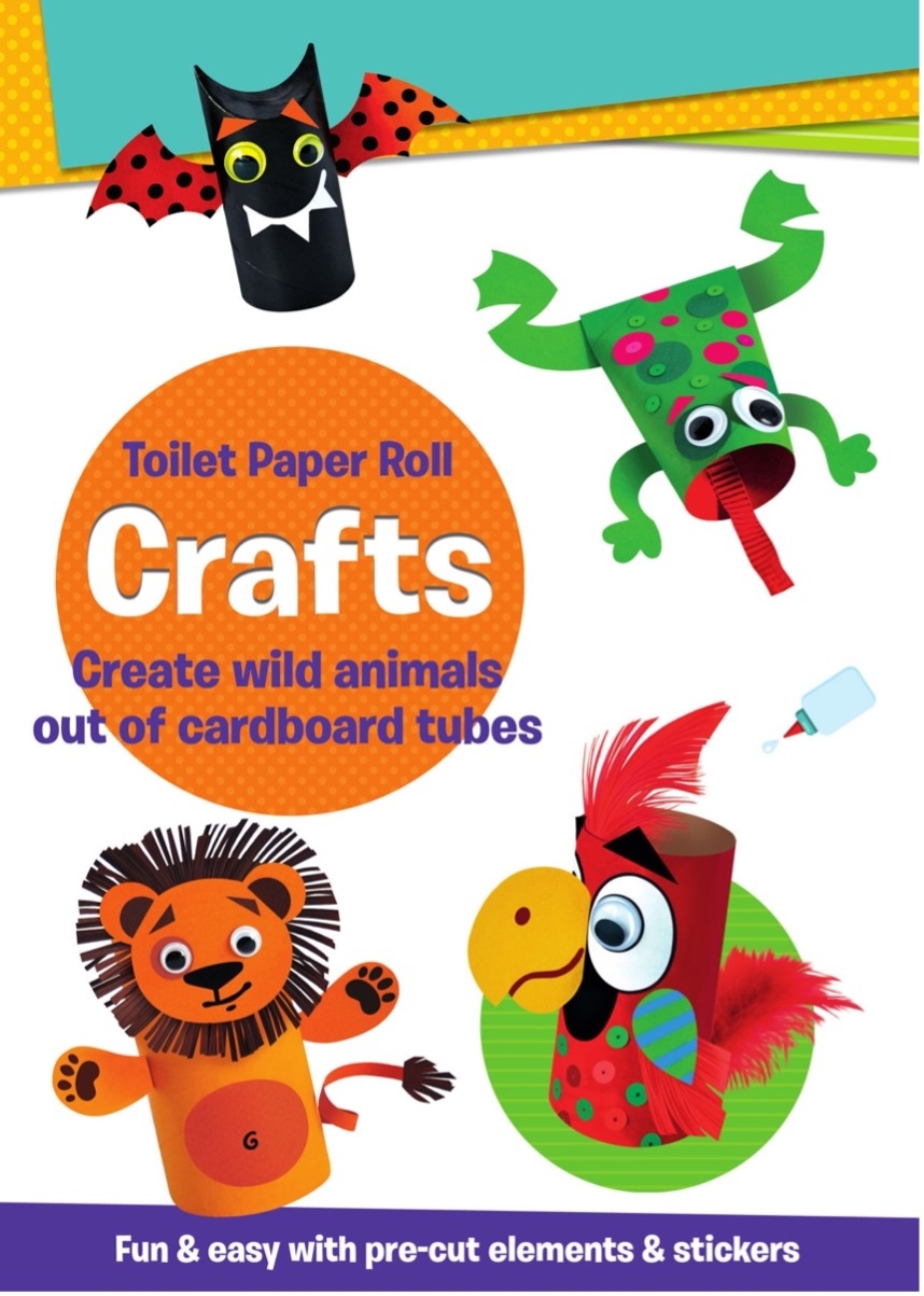 Toilet Roll Crafts 2