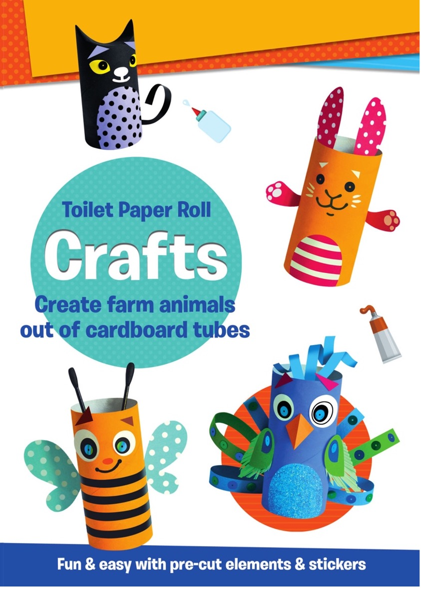 Toilet Roll Paper Crafts